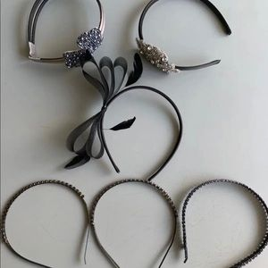 Bundle: Embellished Headbands NWOT